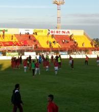 Boca Unidos empató con San Martín de Tucumán