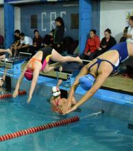 Más de 200 nadadores vendrán para la nueva etapa