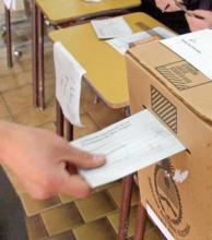 Cámara electoral criticó manejo de escrutinio provisorio a Indra