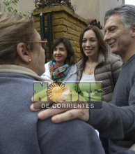 Cambiemos lanzó la campaña con un timbreo nacional encabezado por Macri