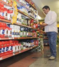El Índice de Precios al Consumidor subió 1,4 por ciento en agosto