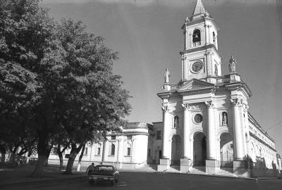 Elevación de la parroquia de  Nuestra Señora de la Merced