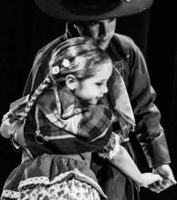 El amor de una niña y sus ansias de fundar un ballet