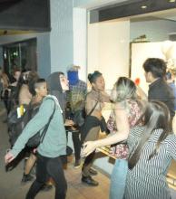 Encuentro de Mujeres, como se esperaba, hubo disturbios y comercios atacados
