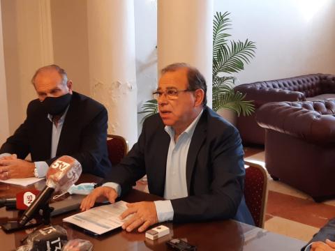 El intendente  Eduardo Tassano involucrado en un confuso siniestro vial