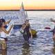 Daira Marín completó con éxito la maratón Itatí-Corrientes