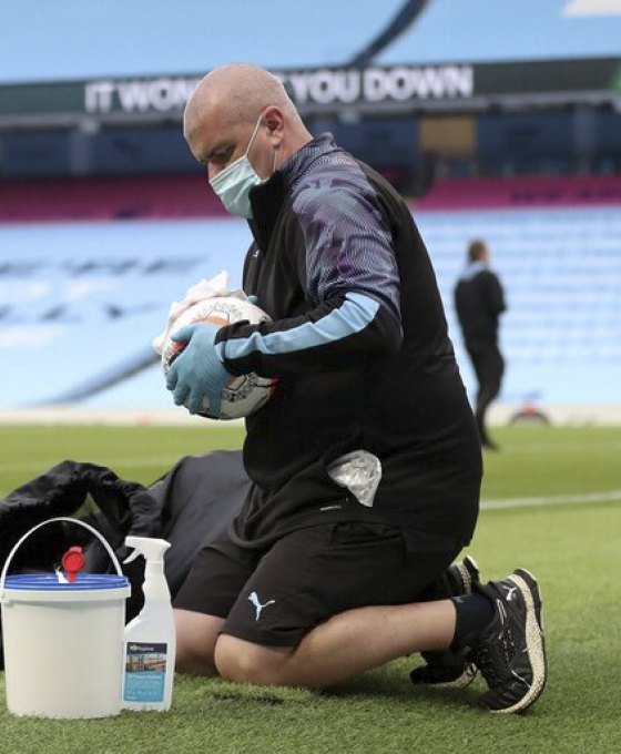 El fútbol argentino en la picota tras un relajamiento en las medidas sanitarias